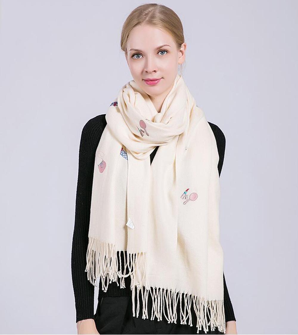 BUSL Pañuelos de mujer Winter Bandelet Pañuelos largos y gruesos con chal cálido Tassel . a: Amazon.es: Deportes y aire libre