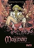 img - for Die Legende von Malemort 05: Die Ankunft des Teufels book / textbook / text book