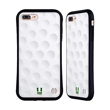 new product 2d50a b523b Amazon.com: Head Case Designs Golf Ball Collection Hybrid Case for ...