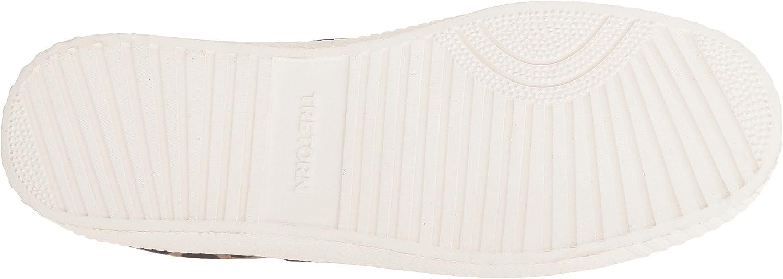 Tretorn Women's Nylite2 Plus B(M) Fashion Sneaker B07CZ1NPB1 10.5 B(M) Plus US Tan/Black Multi 309a41