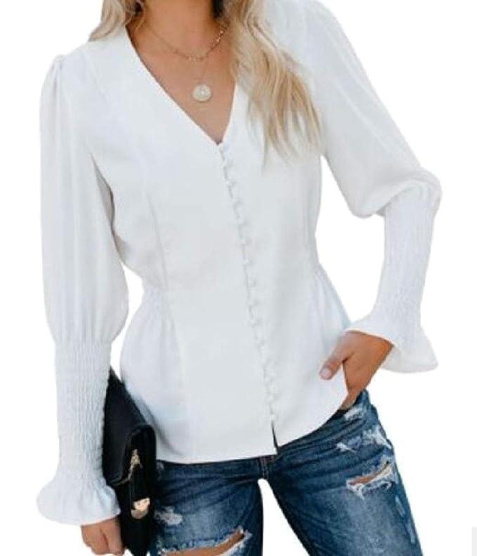 mydeshop Mens Button Down Cotton Floral Long Sleeve Tops Blouses Shirt