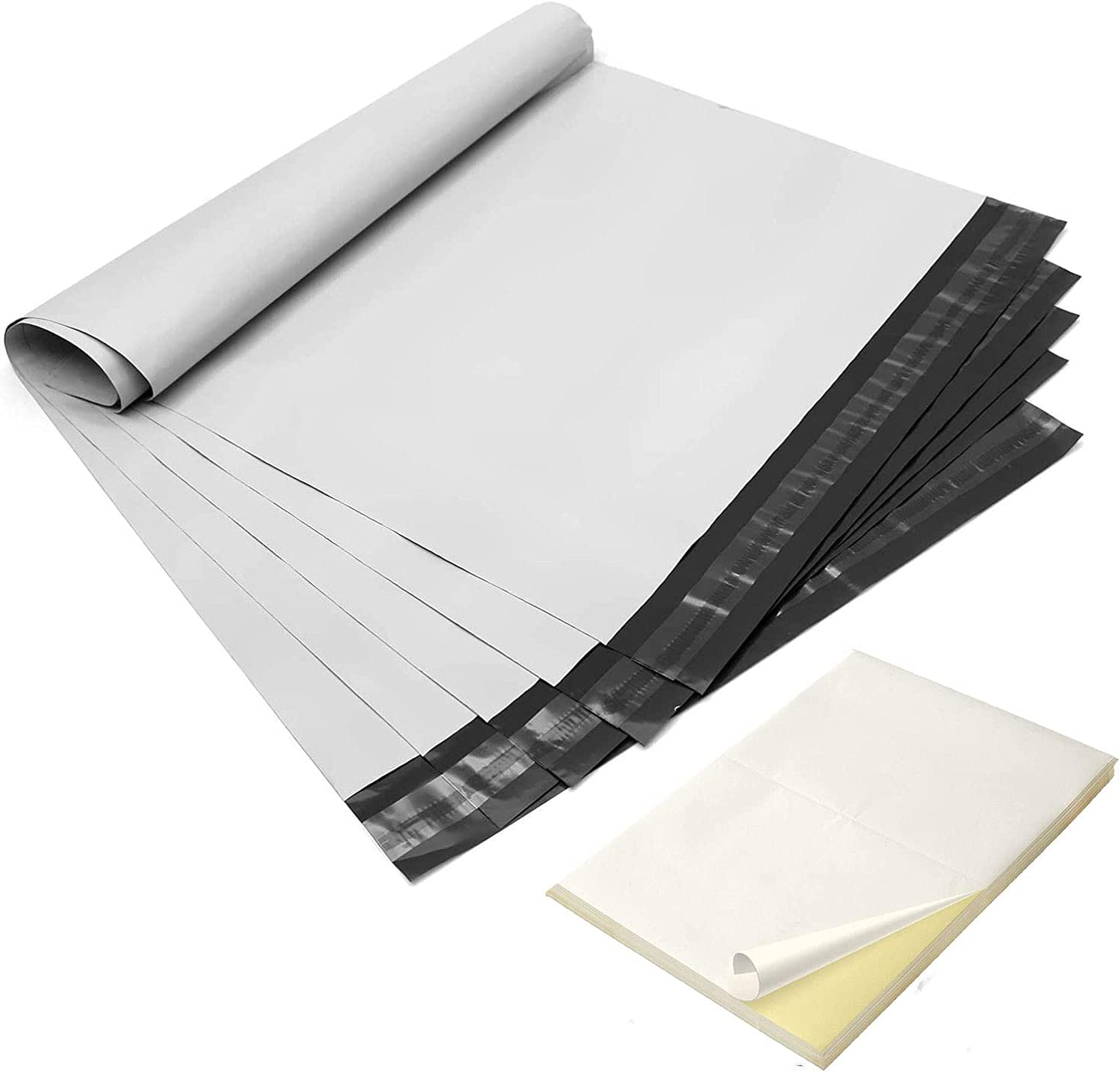 Violet #3 10 x 13 inch Poly Mailers Shipping Envelopes Packaging Bags