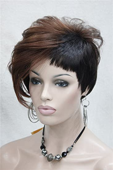 Amazon Strong Rihanna Hairstyle Wigs Trendy Pixie Cut