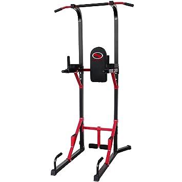 SportTech Multi Gym Power Tower - Pull Ups, Dips, Knee