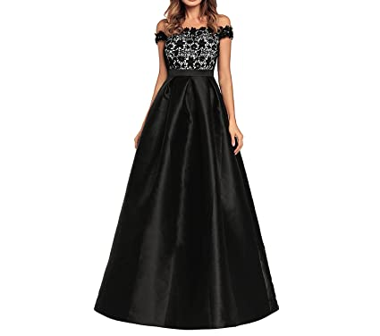 cab1c3cef6775 Promotions Spring and summerannual Satin Evening Dress Dress Solid ...