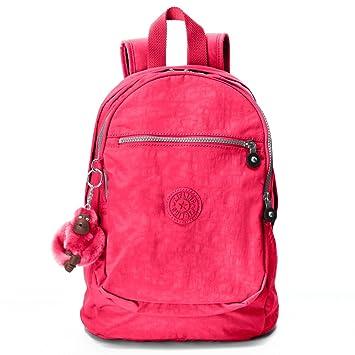 Kipling Mochila Challenger II , Rosado (Rosa (Vibrant Pink)), Talla única: Amazon.es: Equipaje