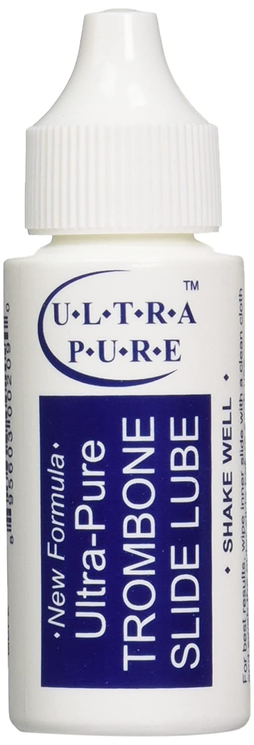 Ultra-Pure UPO-TROM Trombone Slide Lube, 1oz/30ml Ultra-Pure Oils