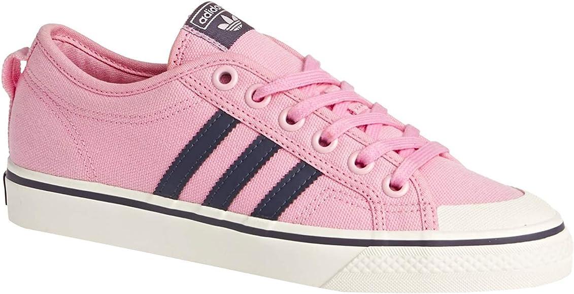 adidas Nizza W, Zapatillas de Deporte para Mujer, Rosa (Rosmar/Azutra/Casbla), 36 EU: Amazon.es: Zapatos y complementos