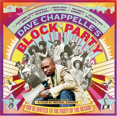Dave Chappelle's Block Party (Soundtrack) ()