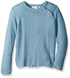 The Children's Place Girls' Little Long Sleeve Plain T-Shirt, Coastal Cottage 88061, XS (4)