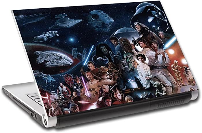 The Best 17 Inch Star Wars Laptop Skin