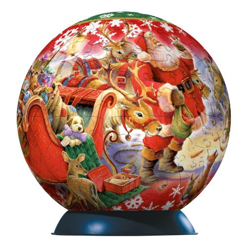 Ravensburger Christmas - 240 Pieces Puzzleball