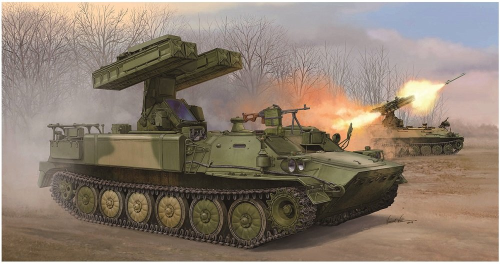 Trumpeter 05554 1 Model Kit Russian 13 Gopher