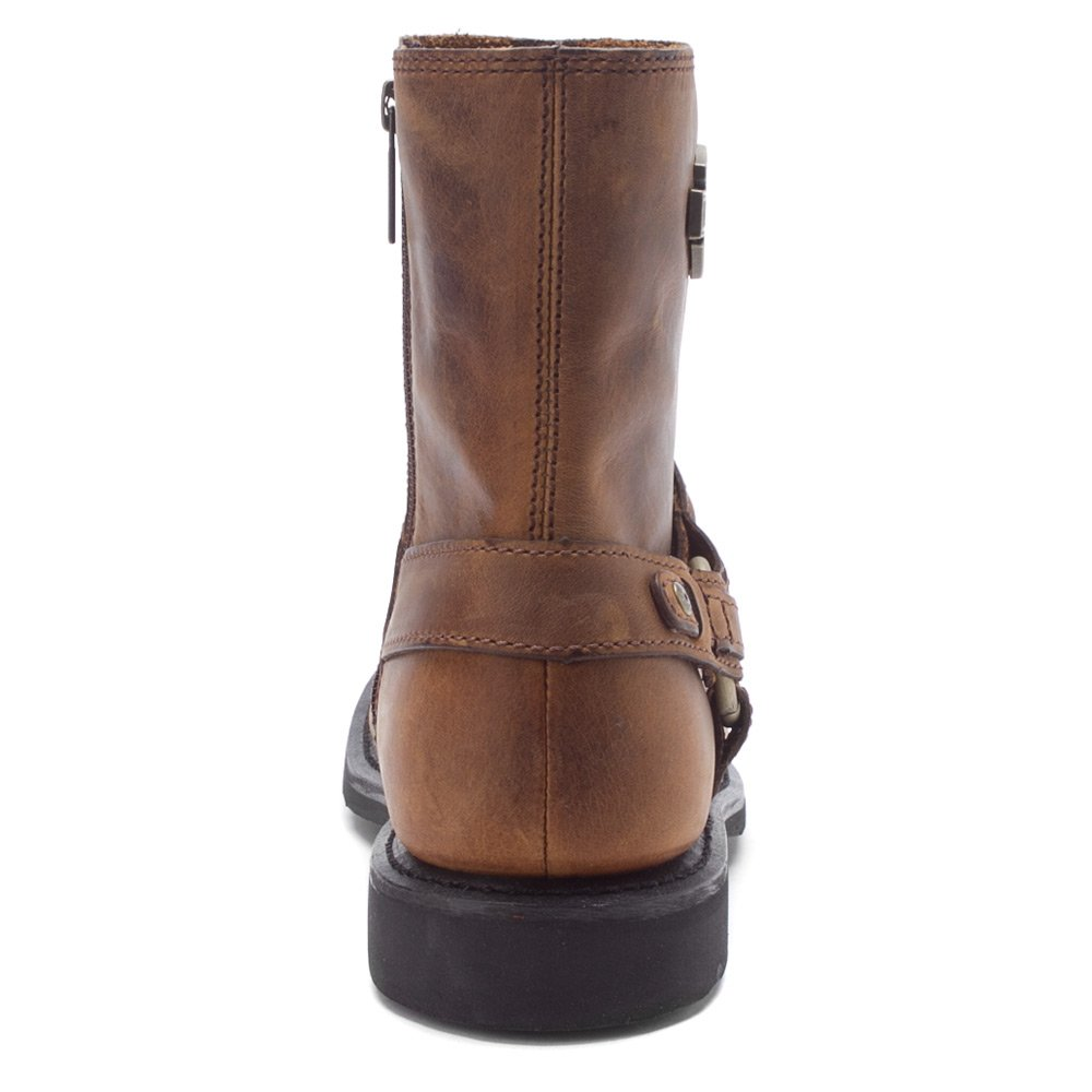 Harley-Davidson Men's Scout Motorcylce Harness Boot SCOUT-M