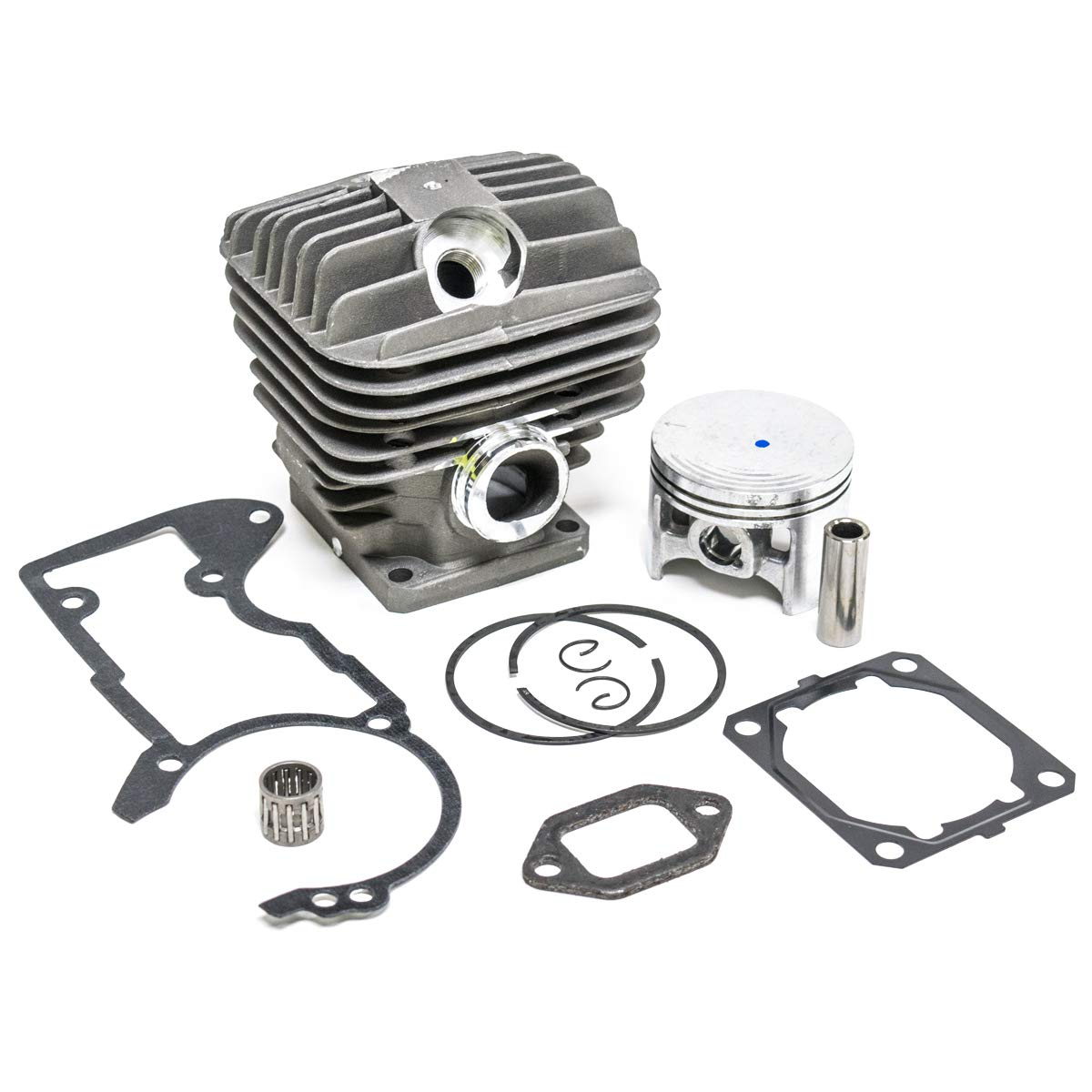 54MM Big Bore Cylinder Piston Gasket Bearing for Stihl 046 MS460 1128 020 1221