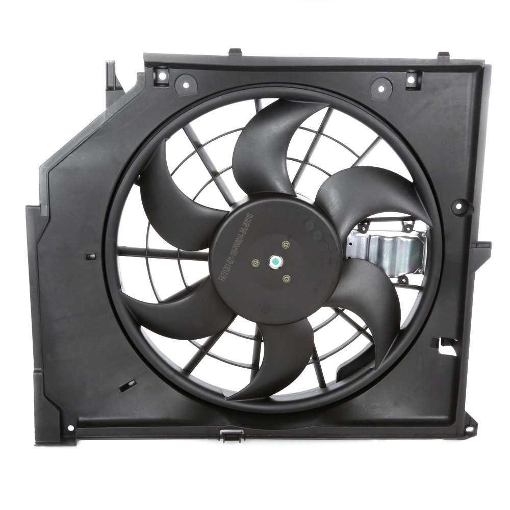 Prime Choice Auto Parts FA721201 Radiator Fan Assembly