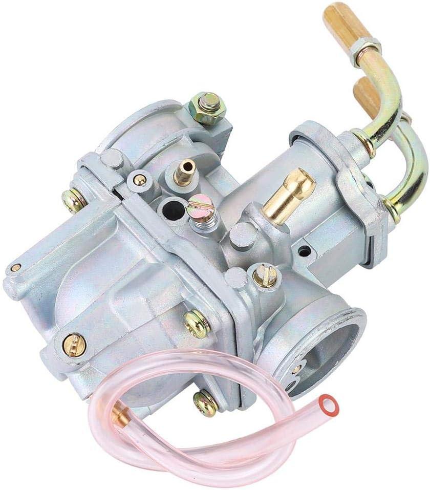 Accesorio de repuesto para carburador apto para Yamaha PW50 Y-Zinger YT60L YT60 TRI-ZINGER Rendimiento estable en carbohidratos//Duradero en uso