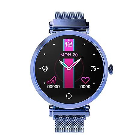 Cebbay Smartwatch, R6 Mujeres Reloj Inteligente Monitor de ...
