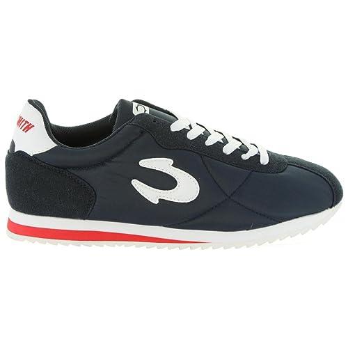 Zapatillas Deporte de Hombre JOHN SMITH CORSAN 18V Azul Marino: Amazon.es: Zapatos y complementos