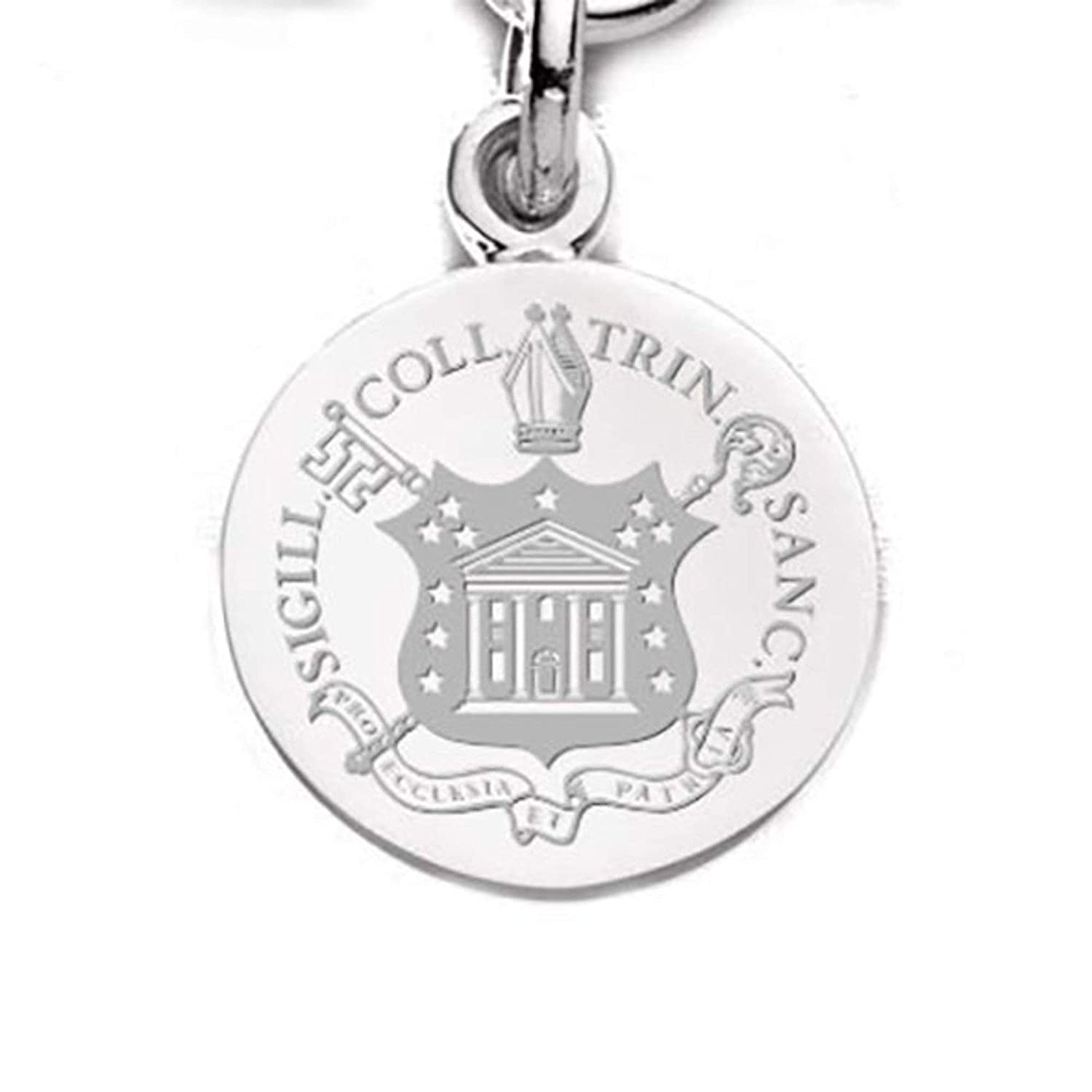 NCAA Trinity College Sterling Silver Charm by M.LaHart