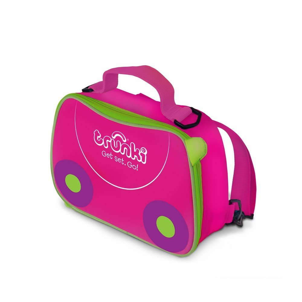 Lunch Bag Backpack Trixie Pink Umhängetasche