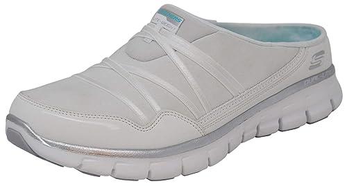 Skechers Sport Aire y Streamer Slip-on Mule: Amazon.es: Zapatos y complementos