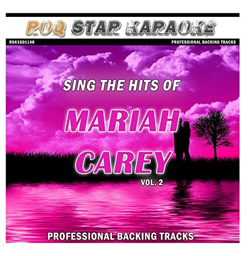 Karaoke - Mariah Carey, Vol. 2