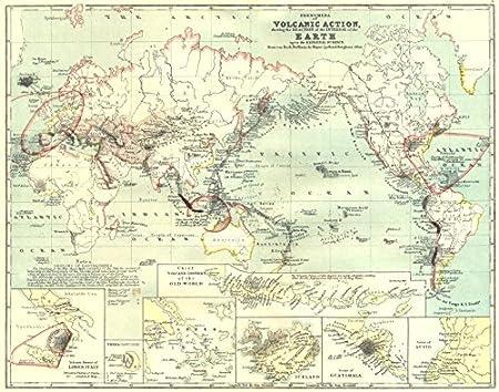 VOLCANOES. World. Italy; Santorini; Greece; Iceland ...