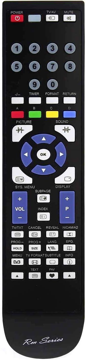 RM-Series Reemplazo Mando a Distancia para Ansonic LCD-157TDTW ...