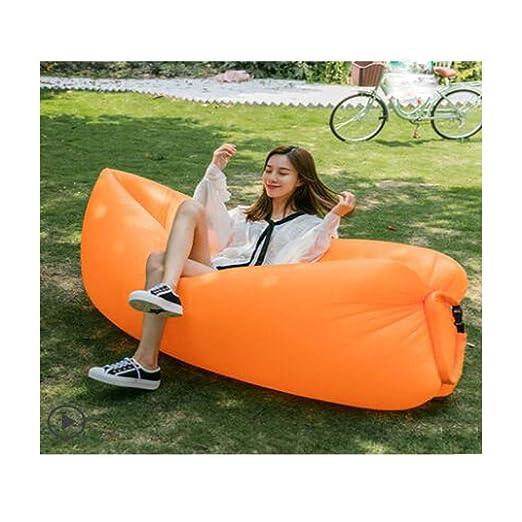 Chenjinxiang01 Sofá Hinchable, sillón Inflable - Viajes ...