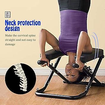 Amazon.com: Semper Yoga Headstand Bench Inversion Stand ...