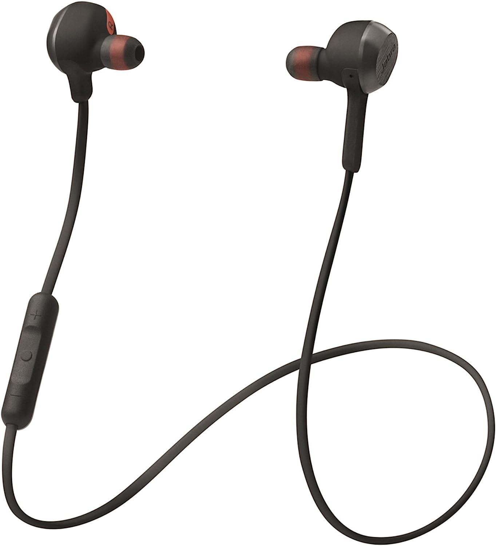 Jabra ROX Wireless - Manos libres Bluetooth para móvil, negro