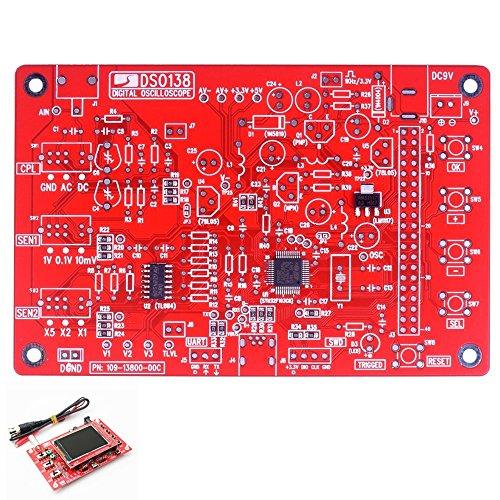 Lysignal DSO138 Oscilloscope Production Kit E-learning Kit Open