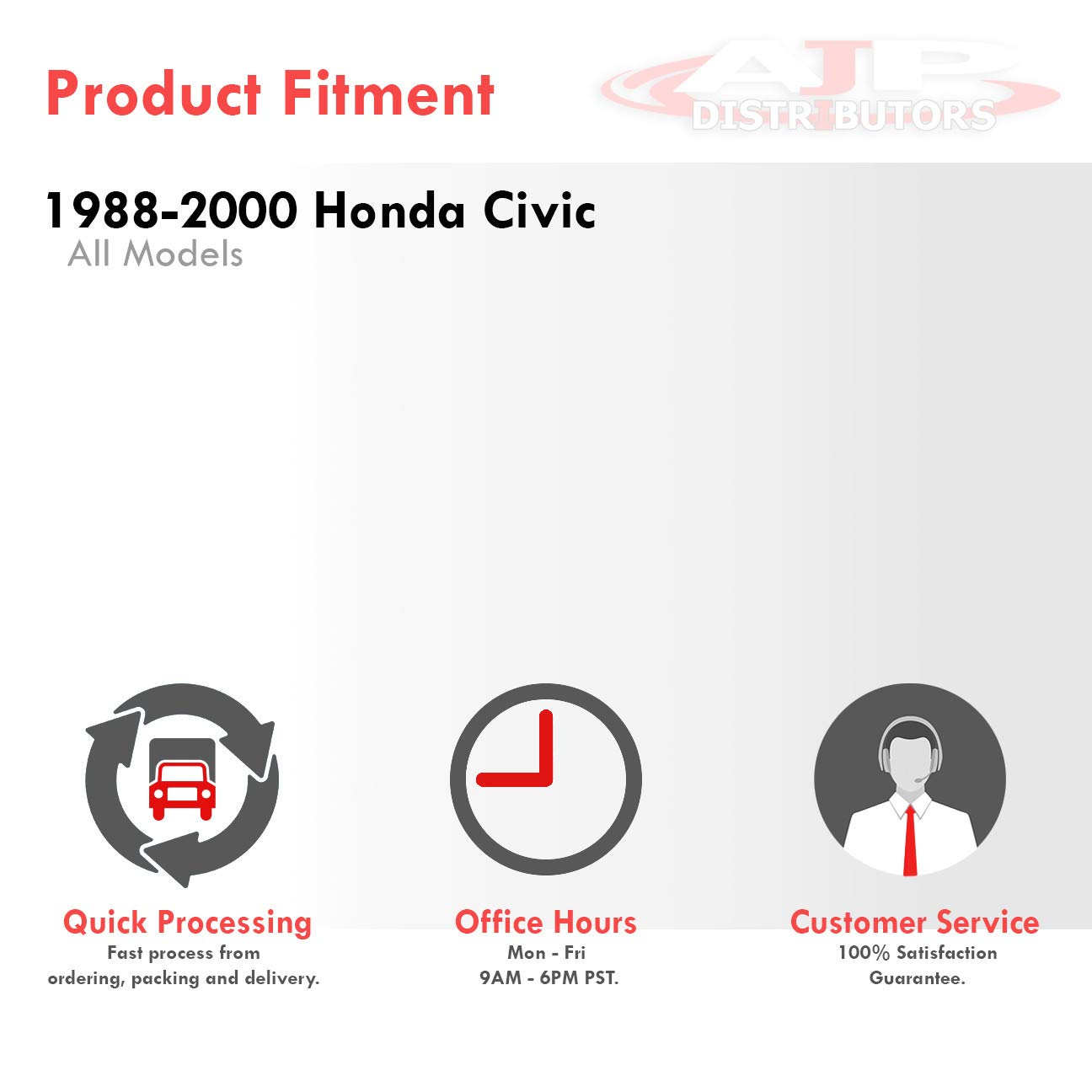 Jdm 2 Piece Adjustment Rear Camber Kit Neo Chrome For Honda Civic//Acura Integra