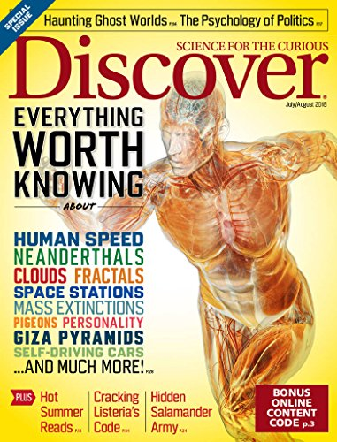 Magazines : Discover