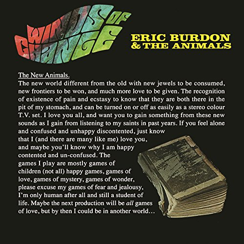 Winds Of Change (Mono Version) (Eric Burdon & The Animals Winds Of Change)