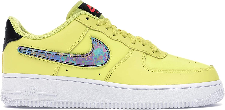Nike Air Force 1 '07 LV8 3 Sneakers Giallo Nero Multi CI0064