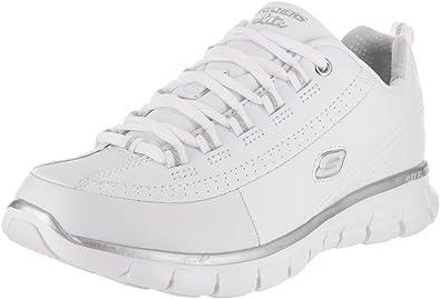 Skechers Synergy Elite Status, Chaussures de Sport Femme