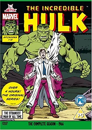 The Incredible Hulk: The Complete Season, 1966