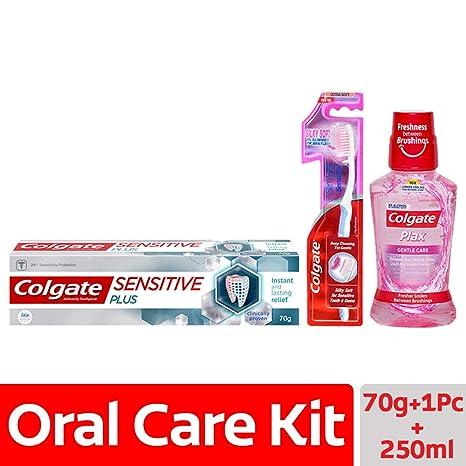 59c6ba5e0 Buy Colgate Sensitivity Combo (Sensitive Plus Toothpaste - 70 g ...