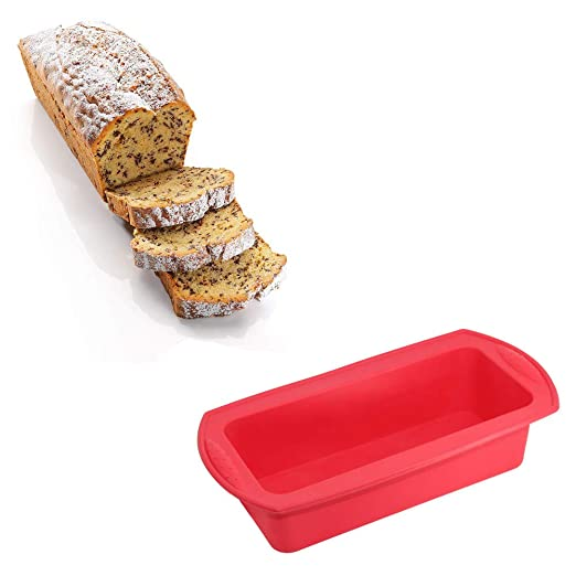Amazon.com: Gessppo Silicone Cake Mold Baking Tool for Cake and Bread of Any Kind Mould for Chocolate Cookie Jelly: Kitchen & Dining