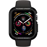 SPIGEN [Rugged Armor] Apple Watch SE / 6/5 / 4 Case with Shock Resistance Compatible with Apple Watch SE / 6/5 / 4 (40mm…