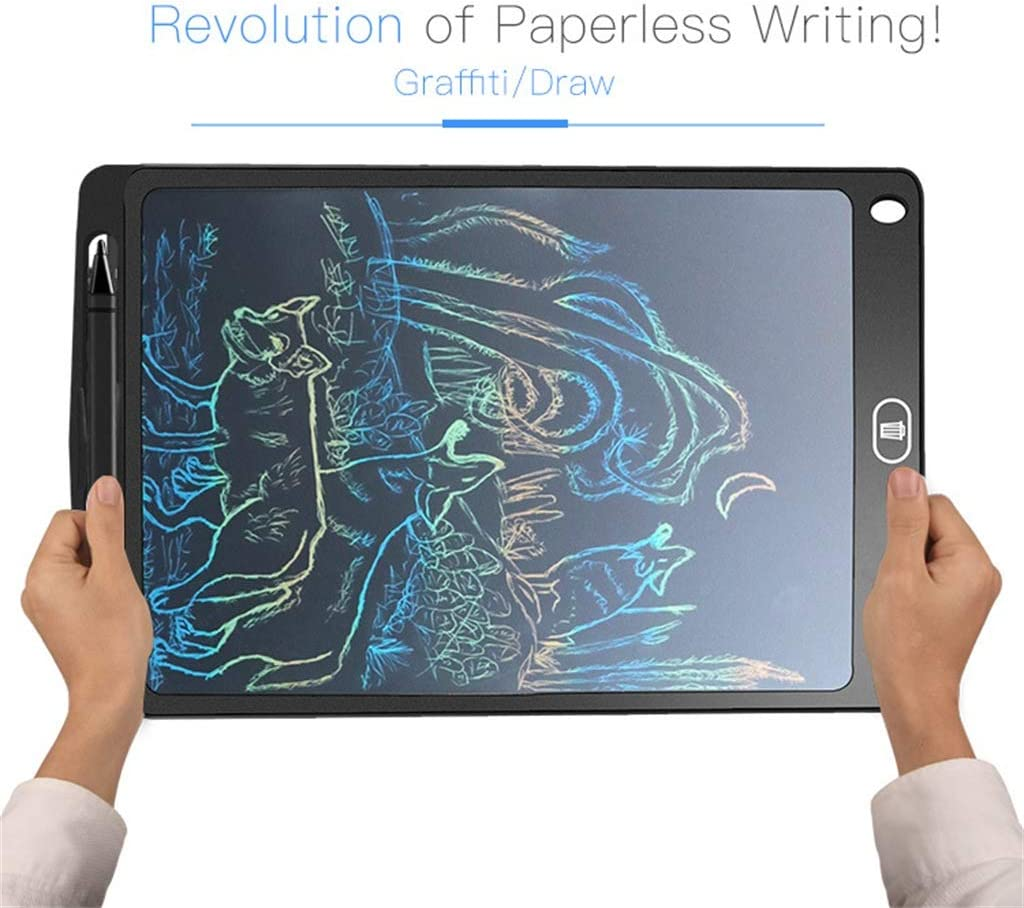 10 Inch Colorful Display Lcd Writing Tablet Kids Writing And Drawing Electronic Writing Board For Instead Of Paper