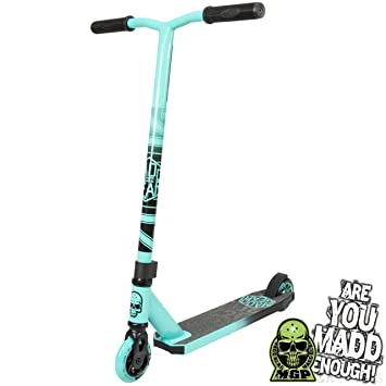 Madd Gear Kick Pro - Patinete (color verde y negro): Amazon ...