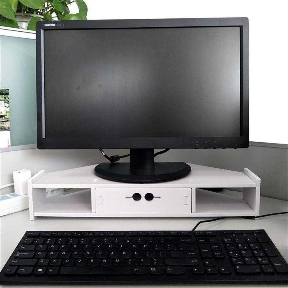 LVMEIHUA Display ad Angolo Aumentato scaffale, Il consolidamento Guanto Ufficio di Storage Desktop, for L\'Ufficio casa, la Pressione del Collo alleviare (Color : 12CM) A-8.2cm