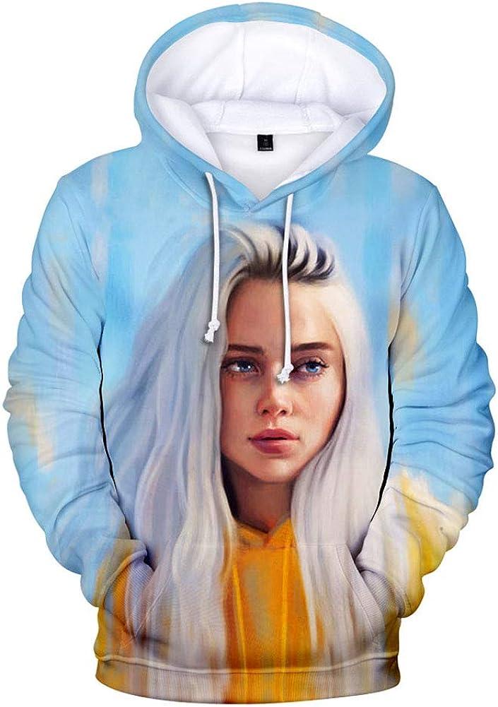 ATHIHOOD Unisex 3D DJ Fans Pullover Hoodie Kapuzenpullover Musikliebhaber Sweatshirt Tops Sweater f/ür Jungen M/ädchen