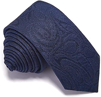 Lazo de seda pura de la moda del contraste del color de la ...