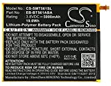 5800mAh Replacement Battery for Galaxy Tab S2 9.7 TD-LTE , LTE-A , S2 Plus 9.7 LTE-A Tablet PC ( EB-BT810ABE EB-BT810ABA ) - Cameron Sino Brand