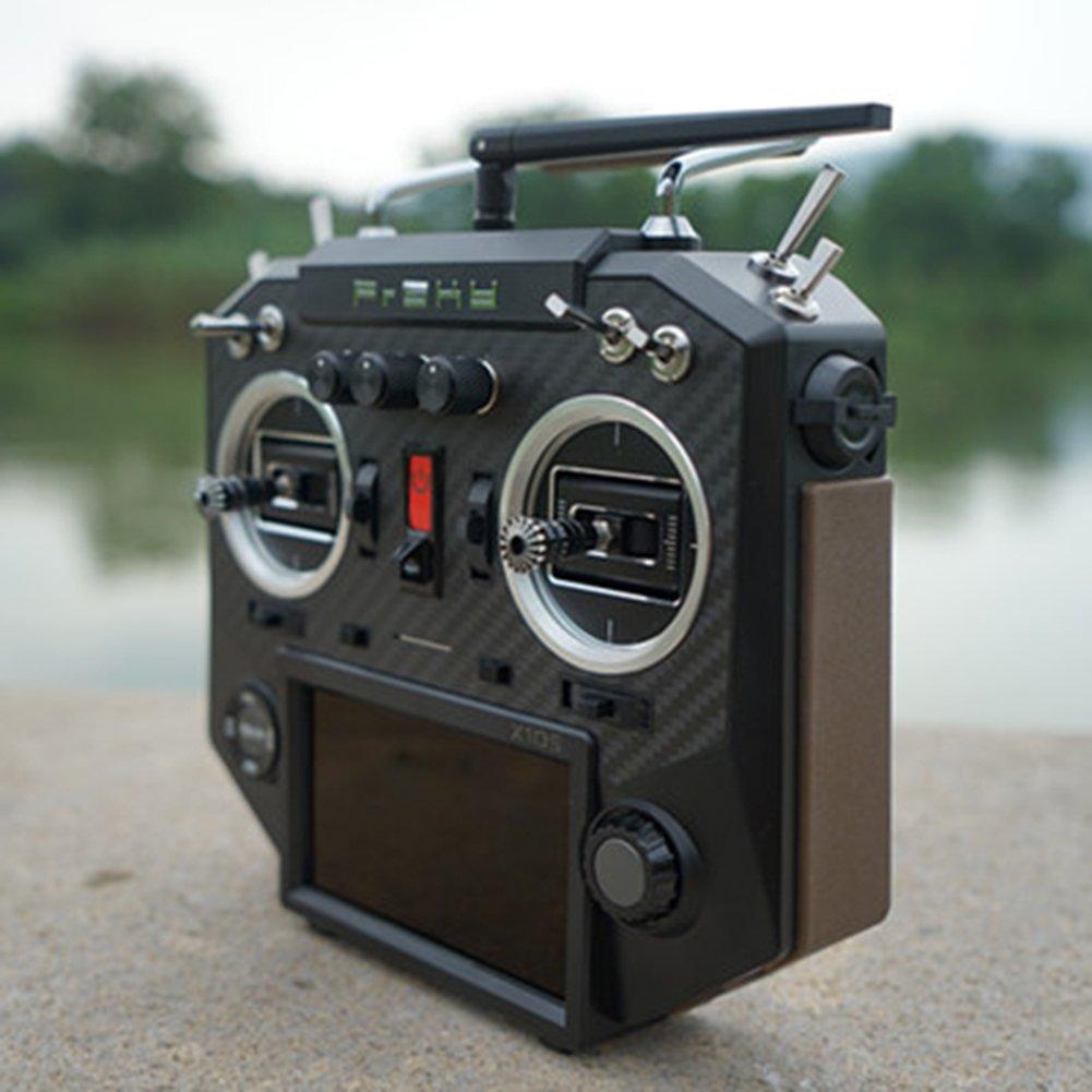 Frsky Hours X10S 2 4G 16CH Transmitter - Mode 2 - Carbon Fiber