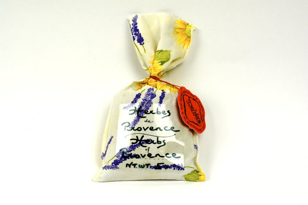 Aux Anysetiers du Roy Herbes de Provence in White Bag 5Oz